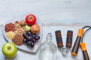 lifestyle hair loss diet phisical activity
