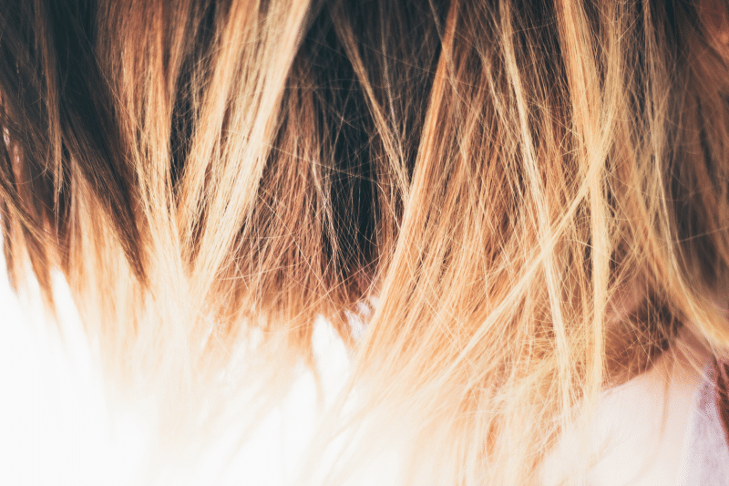 Cicatricial alopecia and chemical hair straightening