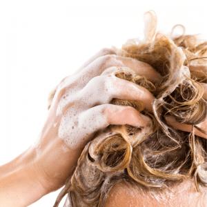 winter hair damage
